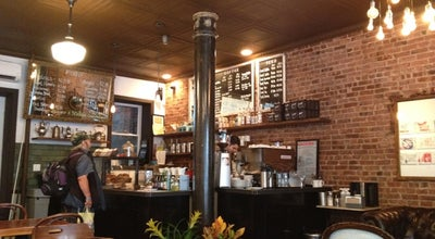 Photo of Coffee Shop Lenox Coffee at 60 W 129th St, New York, NY 10027, United States