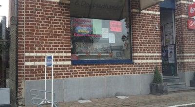 Photo of Bookstore Dagbladhandel Dereymaeker-Dyck at Gemeenteplein 5, Buizingen 1501, Belgium