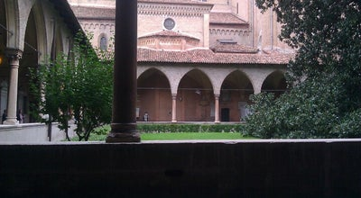 Photo of Historic Site Chiostro Basilica di Sant'Antonio at Piazza Del Santo, Padova, Italy