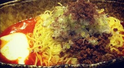 Photo of Food 中華そば 國松 at 中区八丁堀8-10, 広島市 730-0013, Japan