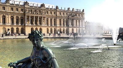 Photo of Castle Château de Versailles at Place D'armes, Versailles 78000, France