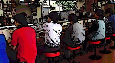 Photo of Japanese Restaurant ひろせ食堂 at 梅満町六反畑1112-4, 久留米市 830-0048, Japan