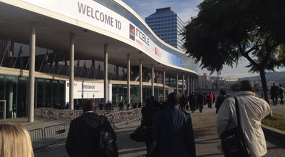 Photo of Event Space Hall 8.1 at Fira Gran Via, Barcelona, Spain