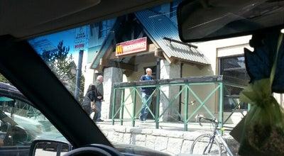 Photo of Fast Food Restaurant McDonald's at 130-4370 Lorimer Road, Whistler, BC V0N 1B4, Canada