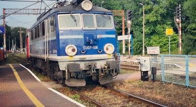 Photo of Train Station Dworzec PKP - Świnoujście Centrum at Dworcowa 1, Świnoujście 72-600, Poland