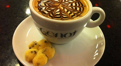 Photo of Coffee Shop Genot Cafés Especiais at Midway Mall, Natal 59015-900, Brazil