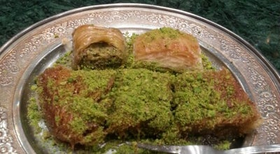 Photo of Dessert Shop Kadayifci Saim Usta at Diyarbakır, Turkey