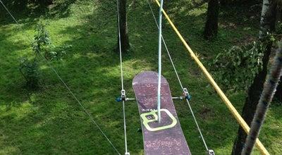 Photo of Playground Панда Парк Лианозово at Russia