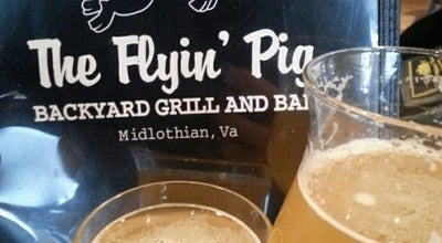 Photo of BBQ Joint Flying Pig at 13548 Waterford Pl, Midlothian, VA 23112, United States