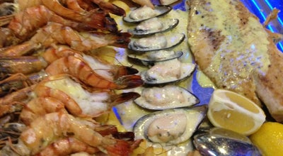Photo of Seafood Restaurant Ocean Basket at Shop 1, 18 Themistokli Dervi St, Nicosia, Cyprus