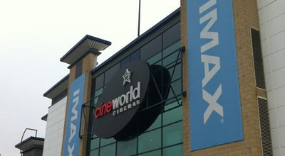 Photo of Movie Theater Cineworld at Valley Centertainment, Sheffield S9 2EP, United Kingdom
