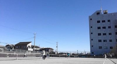 Photo of Tennis Court 問屋町庭球場 at 問屋町4-8-6, 高崎市 370-0008, Japan