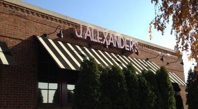 Photo of Steakhouse J Alexander's at 7550 Vantage Dr, Columbus, OH 43235, United States