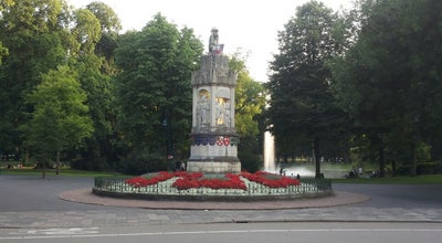 Photo of Monument / Landmark Nassaumonument at Valkenberg, Breda, Netherlands