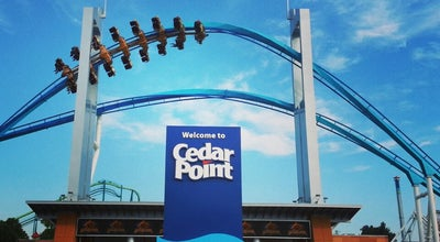 Photo of Theme Park Cedar Point at 1 Cedar Point Dr, Sandusky, OH 44870, United States
