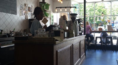 Photo of Coffee Shop Appestat at 102 Islington High St, Islington N1 8EG, United Kingdom
