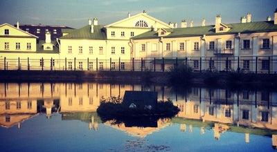 Photo of Lake Белый пруд at Просп. Красной Армии, Сергиев Посад 141310, Russia