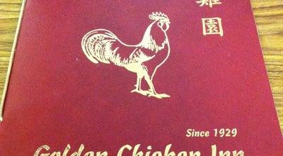 Photo of Chinese Restaurant Golden Chicken Inn at 701 S Oxnard Blvd, Oxnard, CA 93030, United States