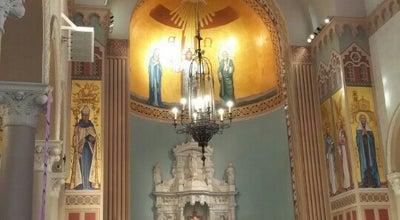 Photo of Church Saint Monica Catholic Church at 752 California Ave, Santa Monica, CA 90403, United States
