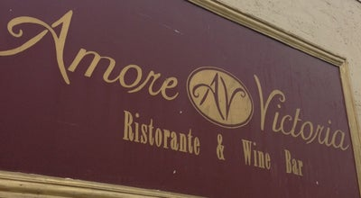 Photo of Italian Restaurant Amore Victoria at 1601 W Lake St, Minneapolis, MN 55408, United States