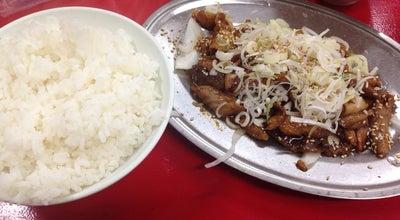 Photo of Diner もつ煮 とん平食堂 at 東大和田町230-6, 牛久市 300-1205, Japan