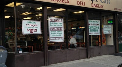 Photo of Bagel Shop McLean Ave Bagel Cafe at 943 Mclean Ave, Bronx, NY 10704, United States