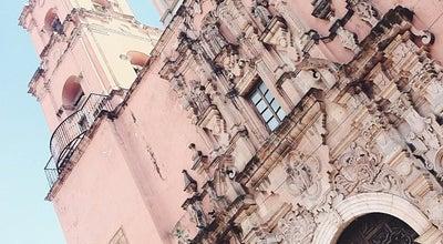 Photo of Church Templo de San Francisco at Manuel Doblado, Guanajuato 36000, Mexico