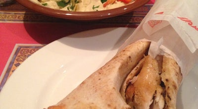 Photo of Middle Eastern Restaurant Ranoush Kensington at 86 Kensington High St., London W8 4SG, United Kingdom