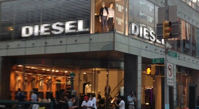 Photo of Clothing Store Diesel at 770 Lexington Ave, New York, NY 10065, United States