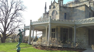 Photo of Castle Lyndhurst at 635 S Broadway, Tarrytown, NY 10591, United States