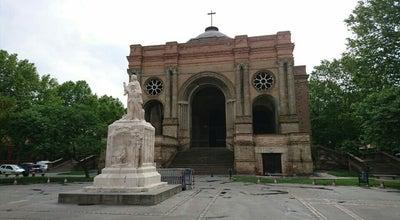 Photo of Church Eglise Saint Aubin at France