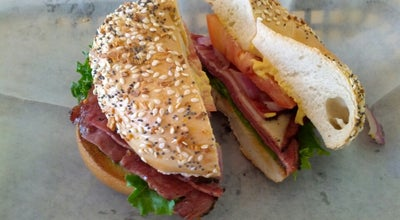Photo of Bagel Shop Bagel Nation at 520 Folly Rd, Charleston, SC 29412, United States