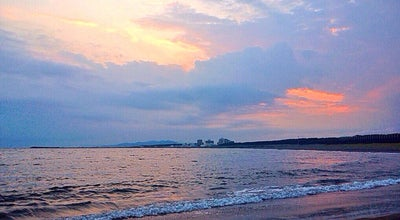 Photo of Beach 茅ヶ崎海岸 at Japan