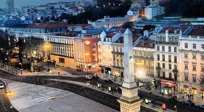 Photo of Plaza Praça dos Restauradores at Pç. Dos Restauradores, Lisboa, Portugal