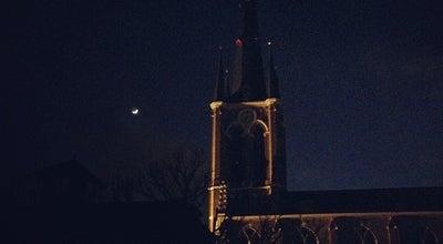 Photo of Church Notre Dame de Fives at Place Du Prieuré, Lille, France
