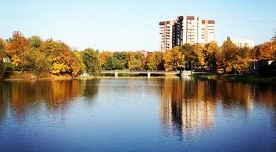 Photo of Lake Нижнее озеро at Наб. Маринеско, Kaliningrad, Russia