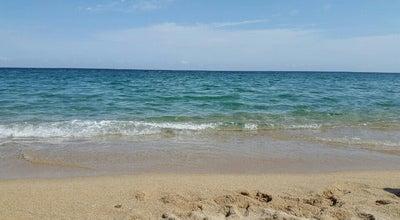 Photo of Beach 속초등대해수욕장 at 한국 강원도 속초시 영랑동 148-145, 속초시 217-010, South Korea
