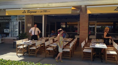 Photo of French Restaurant La Bazenne on Fifth at 474 5th Ave S, Naples, FL 34102, United States