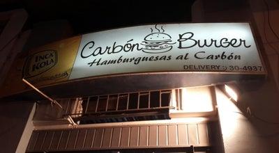 Photo of Burger Joint Carbón Burger at Peru