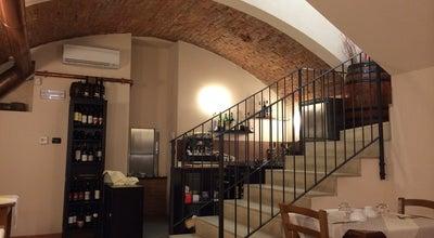 Photo of Italian Restaurant Antica Trattoria Dell'angelo at Via Tibini, 14, Piacenza 29121, Italy