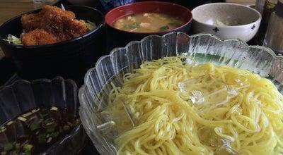 Photo of Diner お食事処 三洛 at 大町3103-4, 大町市 398-0002, Japan