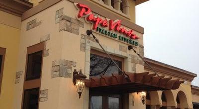 Photo of Italian Restaurant Papa Vino's at 5110 Edison Lakes Pkwy, Mishawaka, IN 46545, United States