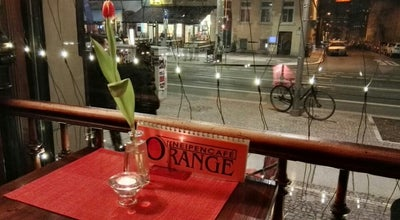 Photo of Cafe Orange at Karl Liebknecht Str. 53, Leipzig, Germany