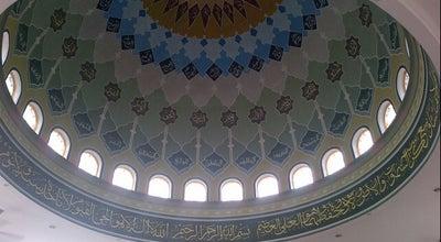 Photo of Mosque Masjid Jami Al Ihsan Puri Beta at Komp Puri Beta Ciledug, Tangerang, Indonesia