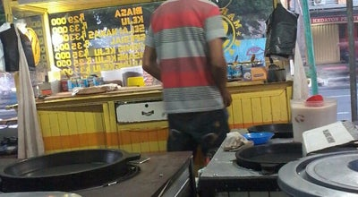 Photo of Food Truck Martabak Bangka Sinar Fajar at Jalan Raden Intan, Bandar Lampung, Indonesia