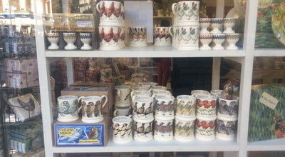 Photo of Furniture / Home Store Emma Bridgewater at 81a Marylebone High St, Westminster W1U 4QL, United Kingdom