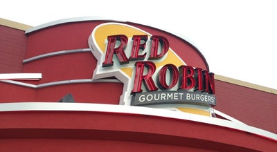 Photo of Burger Joint Red Robin Gourmet Burgers at 310 Daniel Webster Hwy, Nashua, NH 03060, United States