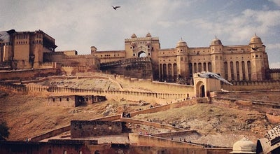 Photo of Historic Site Amber Fort at Amer Fort, Jaipur 302001, India