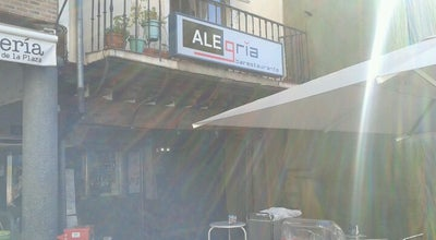 Photo of Bar Alegría at Pl. Mayor De La Hispanidad, 35, Medina del Campo 47400, Spain