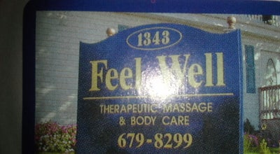 Photo of Spa Feel Well at 1343 Wantagh Ave, Wantagh, NY 11793, United States